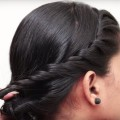 Easy-Bridal-Hairstyle-step-by-step-tutorial-2018-How-to-do-Hairstyle-for-long-hair-2018