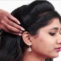 Easy-Puff-Hairstyle-for-long-hair-2018-Quick-hairstyle-step-by-step-tutorial-for-long-hair-2018