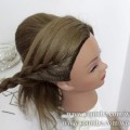 French-Roll-Hairstyle.-Updo-For-Long-Hair-Tutorial