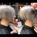 How-to-Short-layered-haircut-step-by-step-Creative-short-womens-haircut