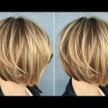 How-to-cut-a-Layered-Bob-Haircut-Short-Layered-Bob-Haircut-Tutorial