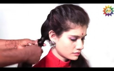 How-to-do-Beautiful-Briad-Hairstyle-Everyday-Hairstyle-for-girl-Easy-Hairstyle-tutorial-2018-You