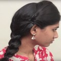 How-to-do-Side-Braid-hairstyle-for-School-Girls-Hairstyle-Tutorials-for-girls-2018-hairstyles