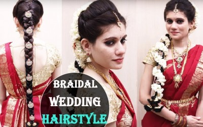 Indian-Wedding-Bridal-Hairstyles-Bridal-Hairstyle-Tutorial-Step-by-Step-Process