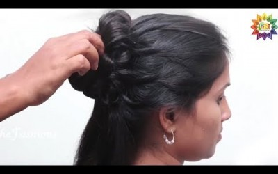 Latest-Party-Braid-Hairstyles-Step-by-Step-Tutorial-2018-Quick-Hairstyles-Long-Straight-Hair