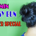 Messy-Hairstyle-for-long-hair-NEW-SUMMER-SPECIAL-shikhas-corner