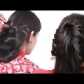 Most-Beautiful-Cutest-Hairstyles-In-2018-hairstyles-for-back-school-heatless-Video-tutorials