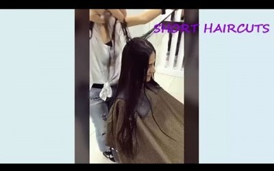 New-Haircut-and-Transformation-Beautiful-Hairstyles-Compilation-2018