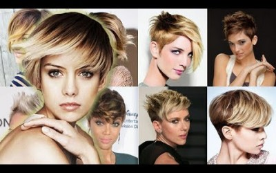 Ombre-Short-Pixie-Hairstyles-and-Haircuts-Pixie-Short-Hair-Ideas-For-2018