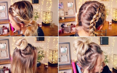 Quick-Easy-Hairstyles-For-Everyday-Short-Medium-Long-Hair