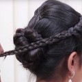 Quick-Office-Hairstyles-Tutorial-New-HairStyle-Videos-2018-Everyday-Braided-Hairstyles