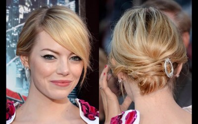 Short-hairstyles-for-evening-party