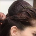 Simple-and-Cute-beautiful-hairstyle-for-Long-Hair-Hairstyle-video-tutorial-2018-Hairstyles