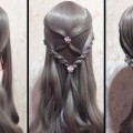 Top-40-Hairstyles-Tutorials-Compilations-For-Long-Hair-cute-for-girls