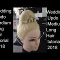 Wedding-Updo-For-Medium-Long-Hair-tutorial-2018.-Elegant-Prom-Hairstyle-tutorial-2018