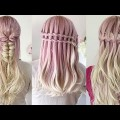 12-Cute-Easy-Braid-Hairstyles-New-Hairstyles-Tutorials-Compilation-April-2018