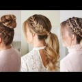 12-Hairstyles-Tutorials-Compilation-Apirl-2018-Braid-Hairstyles-Every-Girl-Should-Try