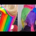 15-Beautiful-Hairstyles-for-Long-Hair-and-Amazing-Hair-Hacks-Haircut-and-Color-Transformation-7