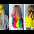 15-Easy-Hairstyles-for-Long-Hair-Amazing-Hair-Hacks-and-Color-Transformation-6