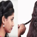 2-Most-Beautiful-Hairstyles-Ever-Seen-Easy-Hairstyles-2018-Sumantv-Women