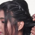 7-Simple-and-Easy-beautiful-hairstyle-for-Long-Hair-Hairstyle-video-tutorial-Everyday-hairstyles