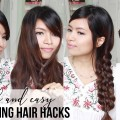 BEST-5-BRAIDING-HAIR-HACKS-Quick-Easy-Hairstyle-Tutorial-for-Medium-to-Long-Hair