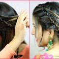 Braided-BUN-Hairstyle-for-WeddingPartyFunctions-Best-Wedding-Hairstyles-Anaysa