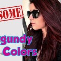 Burgundy-Hair-Colors-Ideas-for-Women-2018-2019