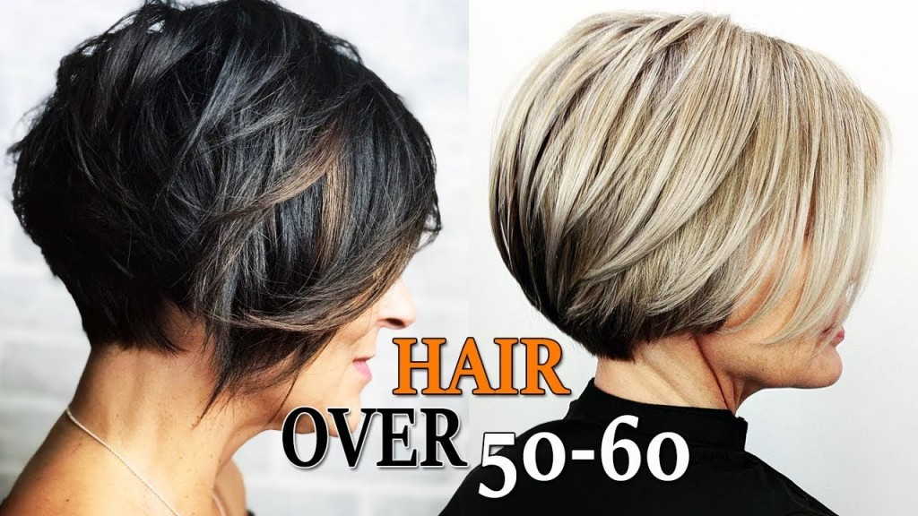 2019 Hairstyles For Over 50s: Classic Haircuts For Older Women