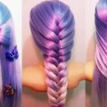 Cute-And-Easy-Hairstyles-Hairstyles-For-Long-Hair-Compilation-4