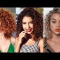 Easy-and-Cute-Hairstyles-For-Curly-Hair-Curly-Hairstyles-Tutorials-Compilation-2018