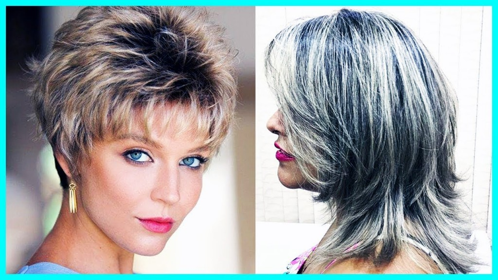 Haircuts For Older Women With Thin Hair Haircuts Hairstyles For