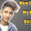 How-I-Style-My-Hair-Daily-Mens-Hairstyle-Wonderboi-Vlogs