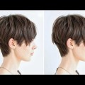 How-to-Quick-Short-layered-haircut-for-women-Short-Haircut-Technique