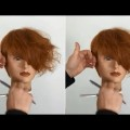 How-to-cut-a-short-graduated-haircut-Short-layered-haircut-tutorial