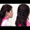 How-toQuick-Easy-Double-Braid-Twist-Hairstyle-for-Medium-Long-Hair-Tutorial-2018.