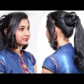 Latest-Cute-Curly-Ponytail-Hairstyles-For-Soft-HairQuick-Easy-Ponytai-lHairstyles-YouTube