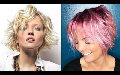 Layered-Medium-Bob-Hairstyles-and-Hair-Color-Ideas