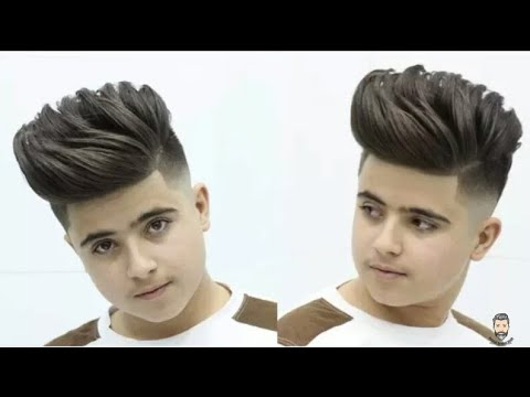 Mens Hairstyle 2018 Short Mens Hair Casual Cool Hairstyle