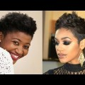 Natural-Pixie-Haircuts-for-Afro-American-Short-Hair