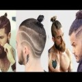 New-Man-Bun-Hairstyles-2018-Top-Knot-Hairstyles-For-Men-2018-Long-Hairstyles-For-men-2