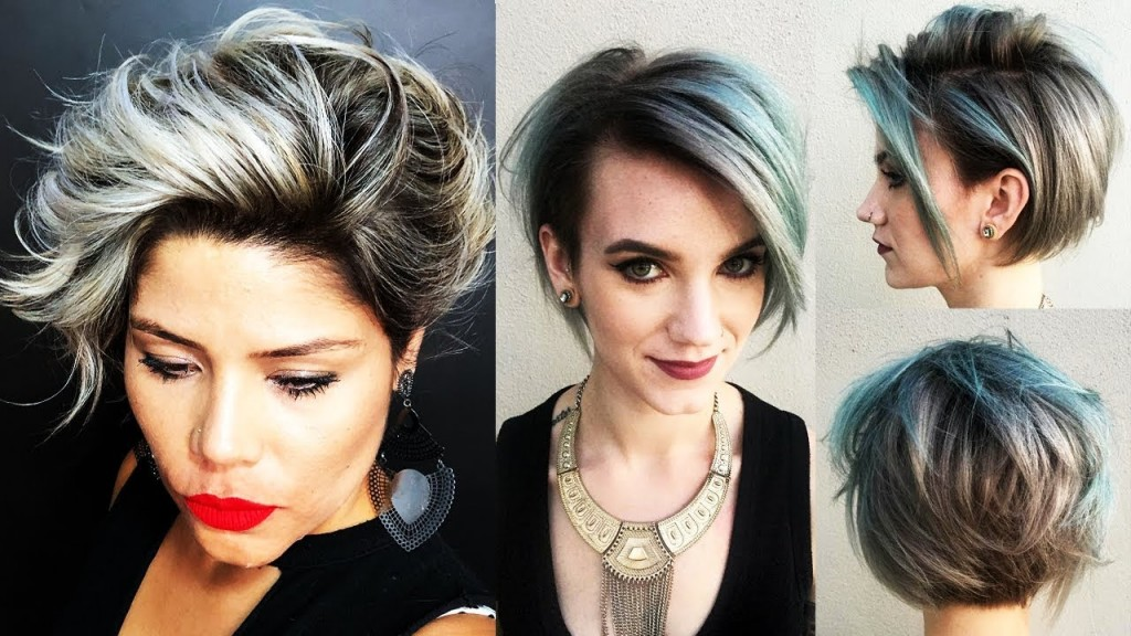 Best Short Haircuts For Summer 2018