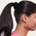 Quick-Easy-Ponytail-Hair-style-for-long-hair-Summer-Hair-style-tutorial