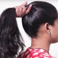 Quick-Ponytail-Hairstyle-for-long-hair-5-Best-Hair-Style-for-Ladies-Girls-Hair-Style-Tutorial