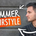 Short-Hairstyle-for-Summer-2018-Simple-and-Easy-Hairstyling