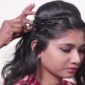 Simple-Cute-Braided-hairstyles-for-Party-Hair-style-Girl-Hairstyles-for-Medium-Long-Hair