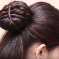 Simple-Easy-Bun-Hairstyle-for-Ladies-Elegant-BUN-Hairstyles-2018-Simple-Cute-Girl-Hairstyles