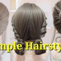 Simple-Hairstyles-for-Girl