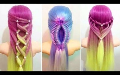 Top-20-One-Minute-Beautiful-Hairstyles-for-Long-Hair-Every-Girls-Should-Know-4