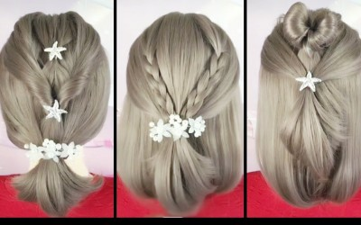 Top-Amazing-and-cute-short-hairstyles-Tutorials-compilations-for-girls